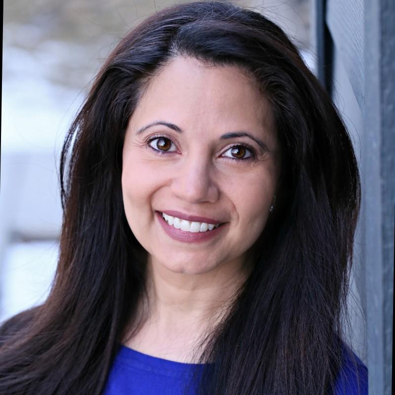 Ranita Charania (She/Her) COACH