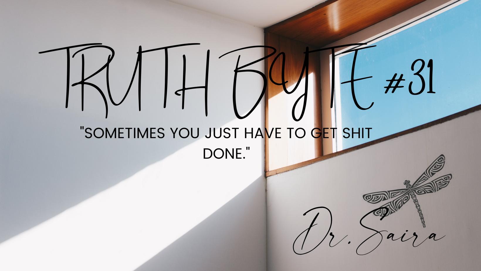Truth Byte # 31