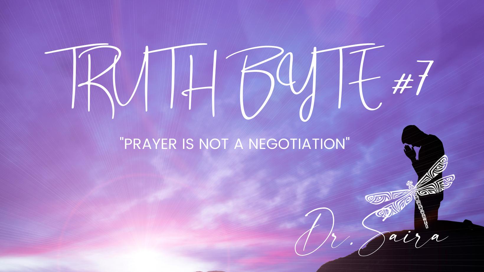 Truth Byte #7